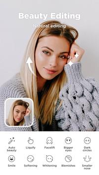 Candy Camera - selfie, beauty camera, photo editor screenshot 16