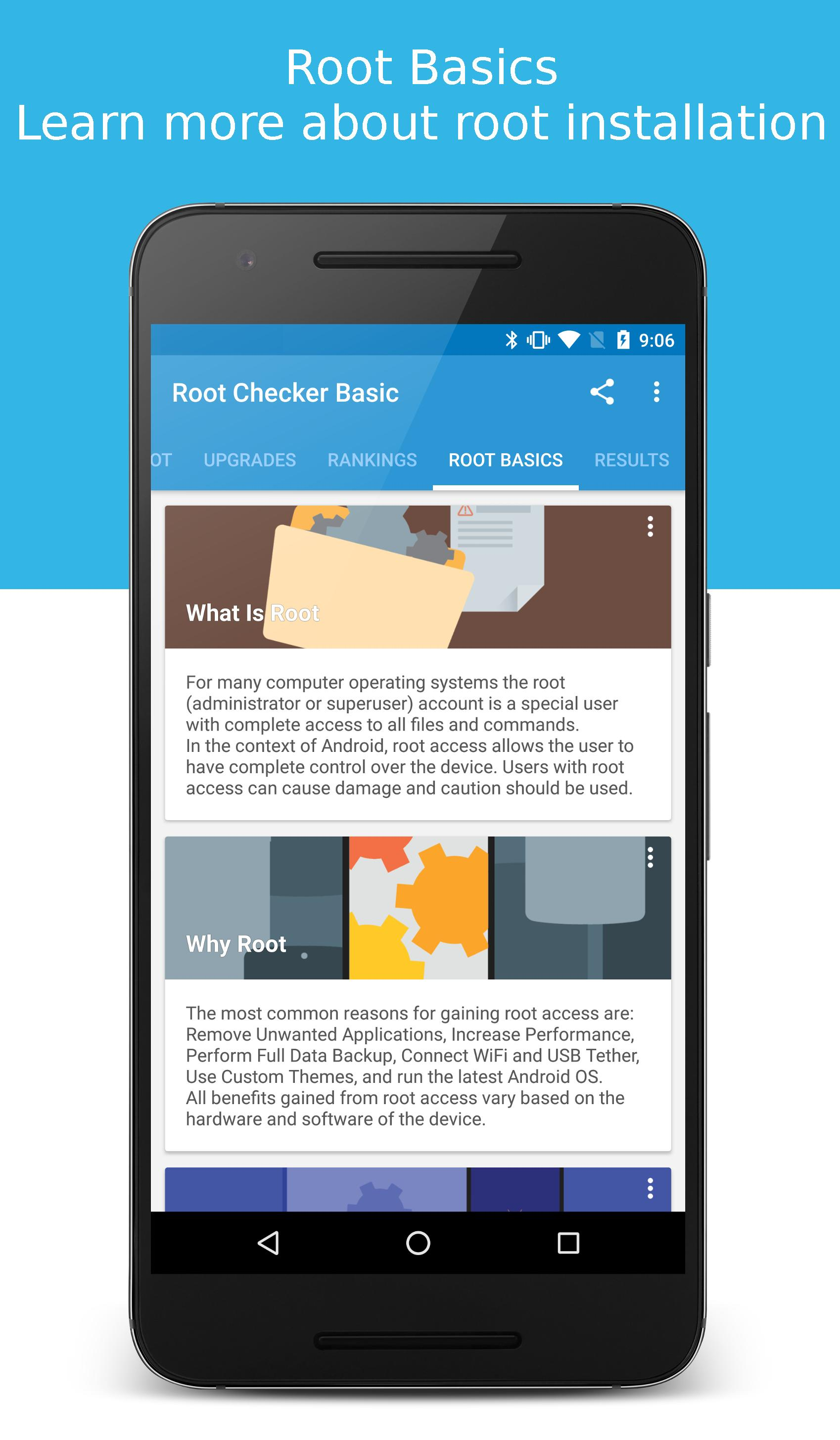 Root Checker for Android - APK Download