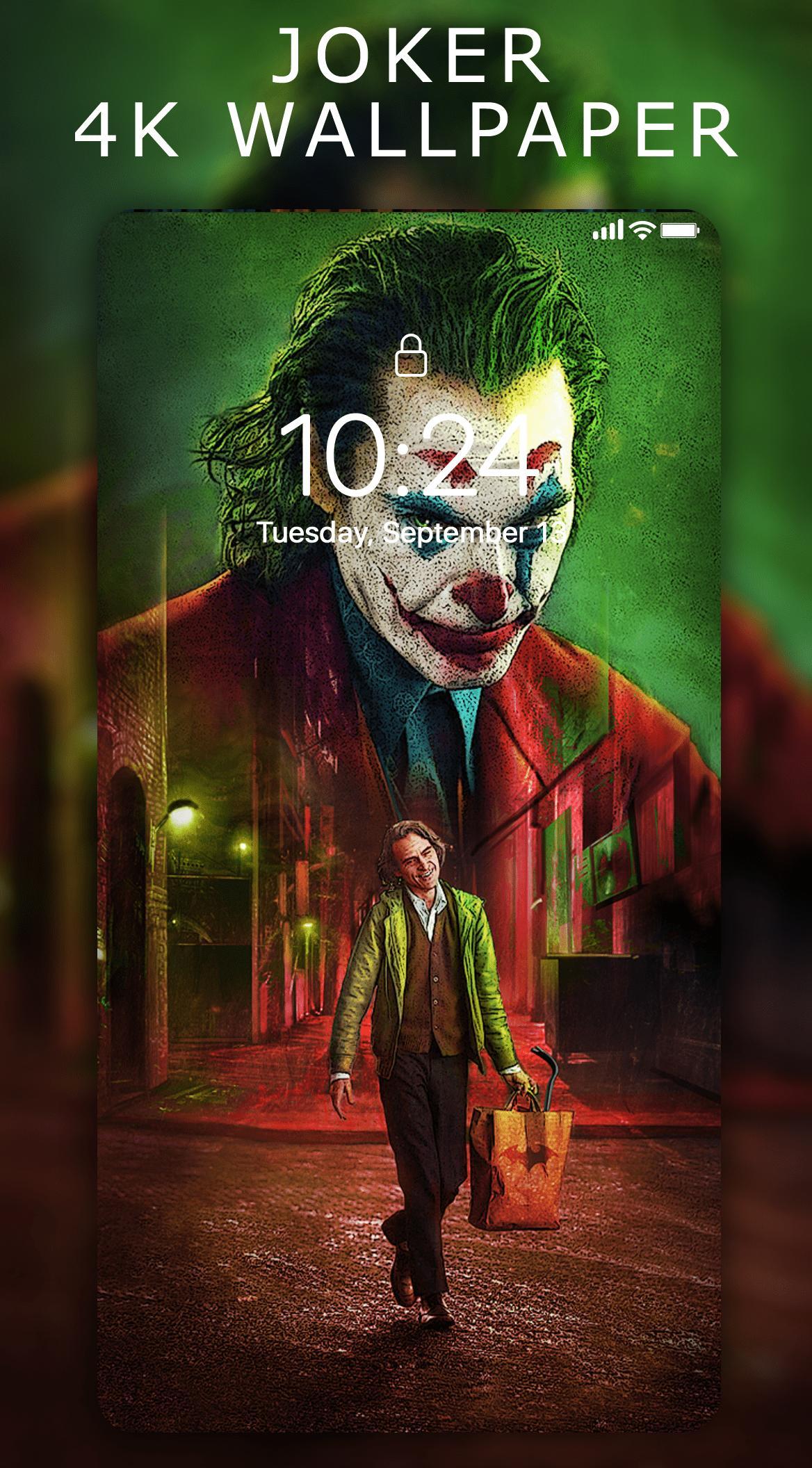 Joker Wallpaper 4k Ultra Hd For Android Apk Download