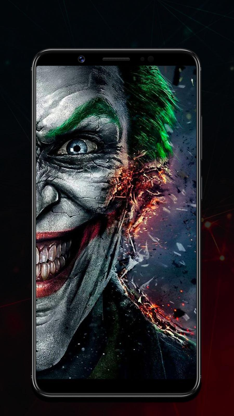 Joker Wallpaper Hd I 4k Background For Android Apk Download