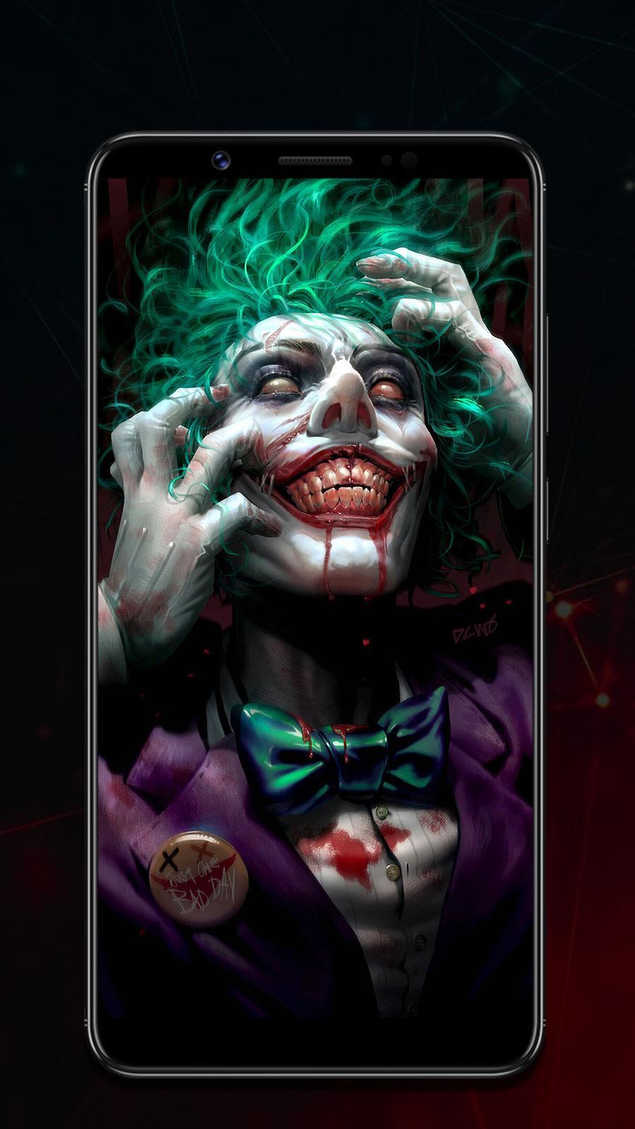 Joker Wallpaper Hd I 4k Background For Android Apk Download