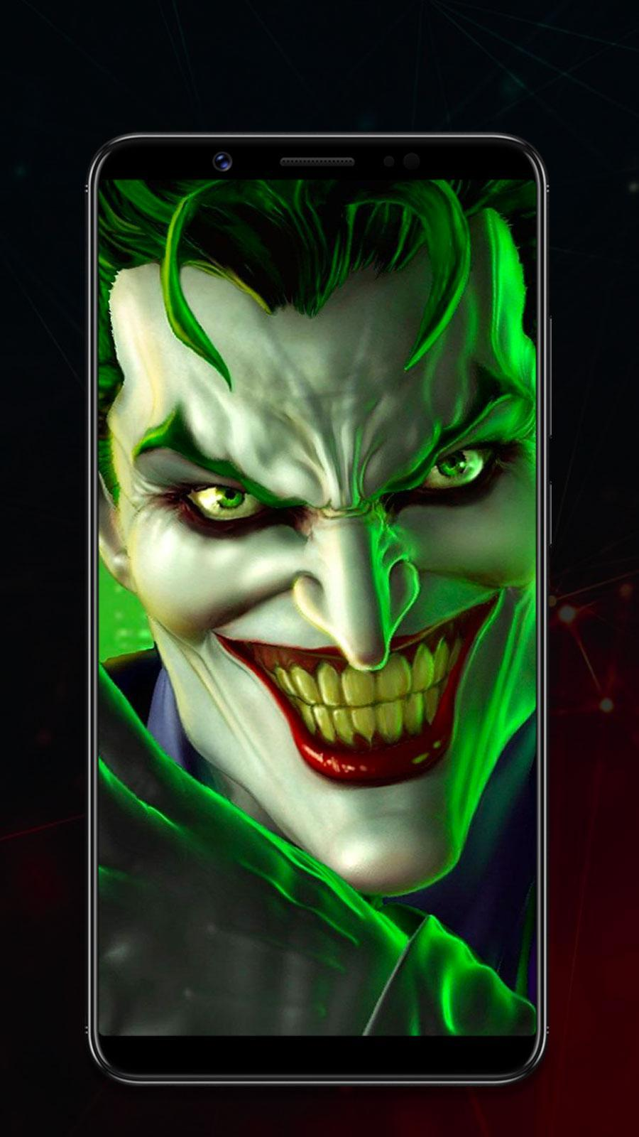 Joker Wallpaper HD I 4K Background pour Android ...