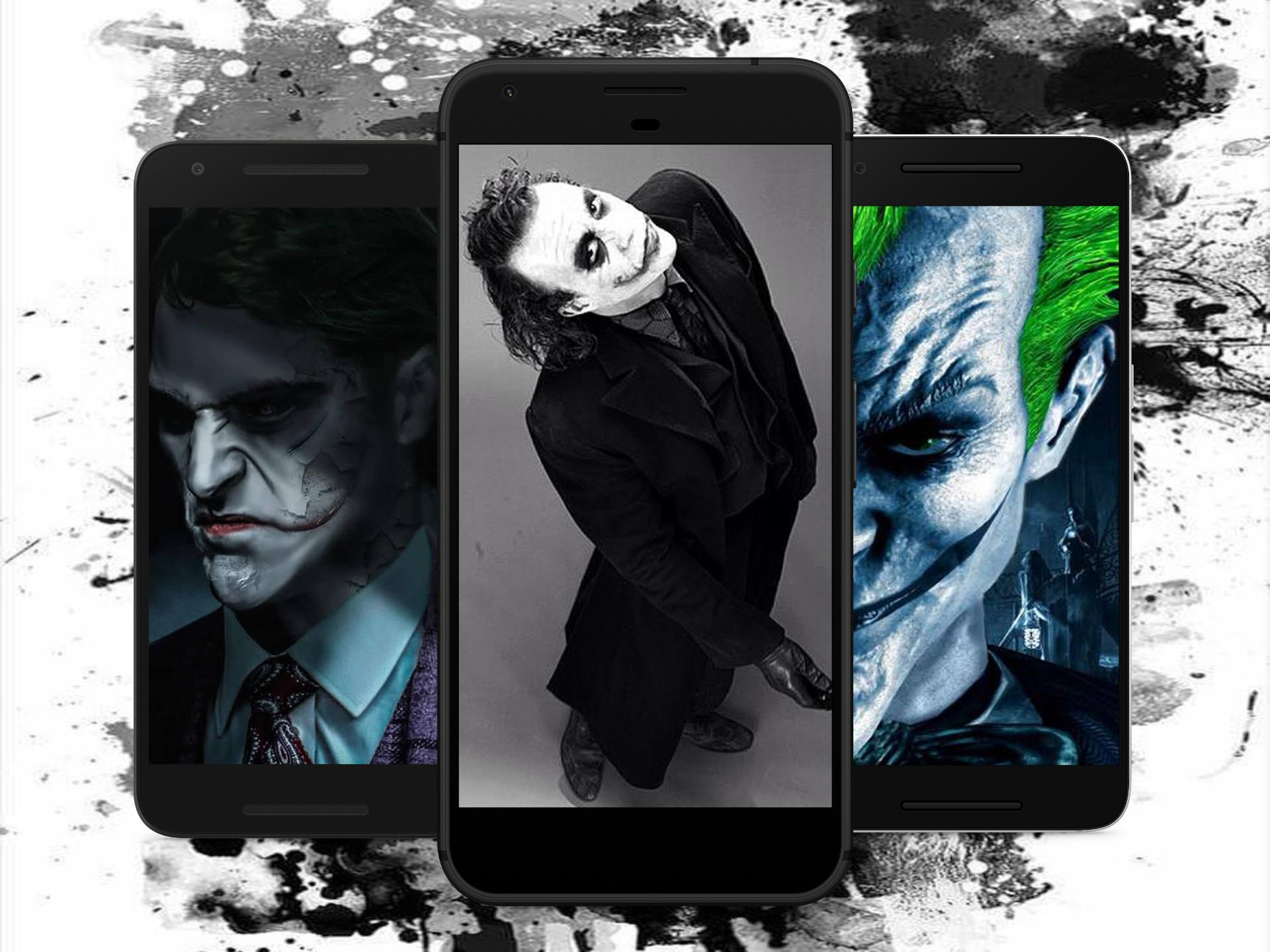 Joker Wallpapers 4k For Android Apk Download