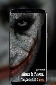 Joker Quotes Motivational screenshot 2
