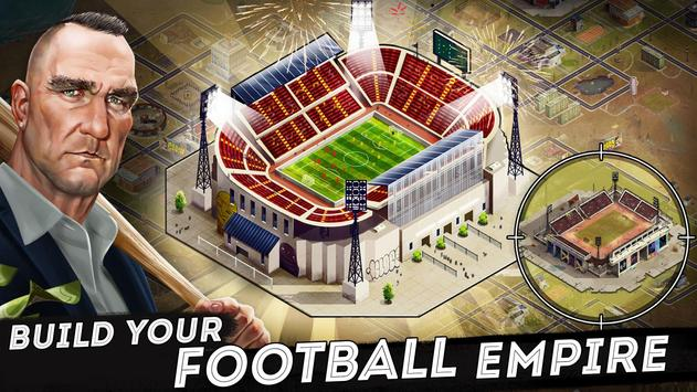Football Underworld Manager - Bribe, Attack, Steal poster