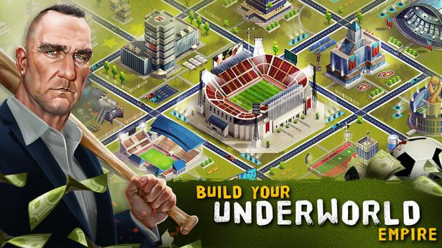 Football Manager Underworld - Bribe, Attack, Steal poster