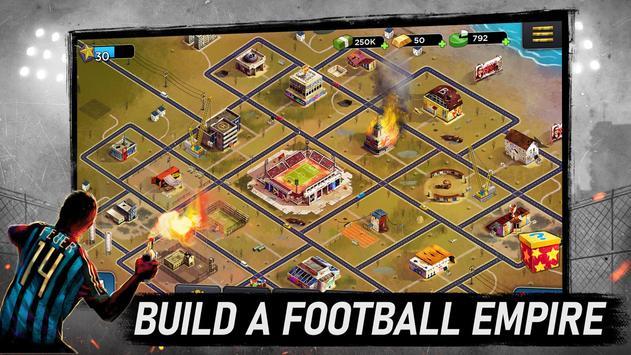 Underworld Football poster