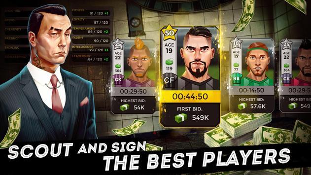 Football Underworld Manager - Bribe, Attack, Steal screenshot 1