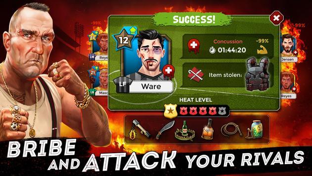 Football Underworld Manager - Bribe, Attack, Steal screenshot 4