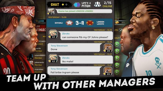 Football Underworld Manager - Bribe, Attack, Steal screenshot 5
