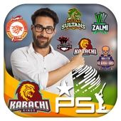 PSL 2019 profile photo maker icon