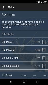 Elk Calls poster