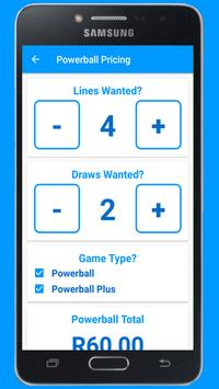 South African Lottery Guide (Results & Numbers) screenshot 5
