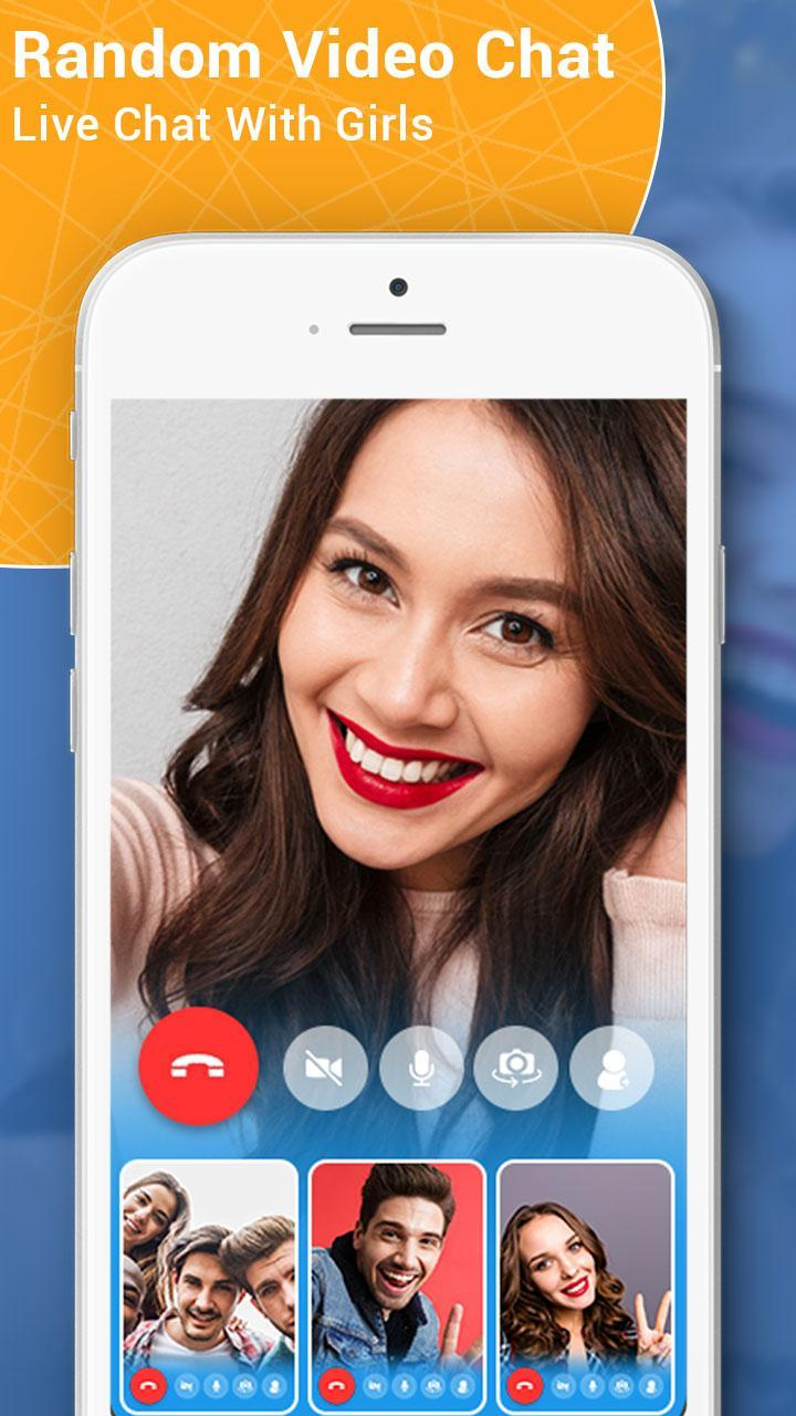 Random Video Chat Live Chat With Girl for Android - APK
