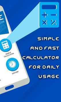 Smart Voice Calculator- Digital Talking Calculator screenshot 2