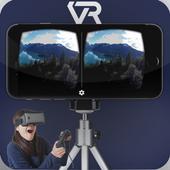 VR Videos 360 View icon
