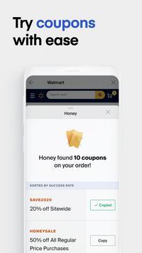 Honey screenshot 4