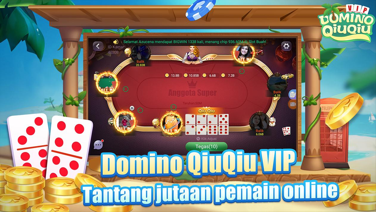 Domino QiuQiu Gaple VIP for Android - APK Download