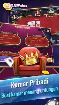 JOJO Texas Poker screenshot 1