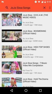 All Songs Jojo Siwa 2019 screenshot 2