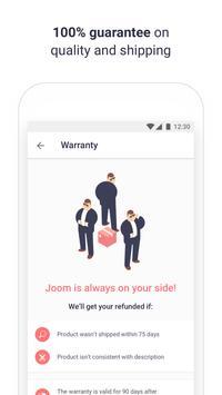 Joom. World's lowest prices screenshot 2