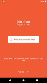 Thợ xây dựng poster
