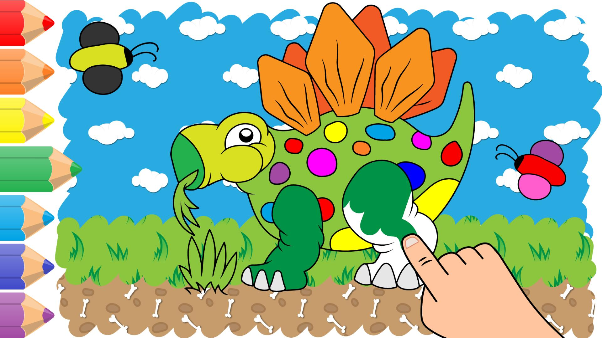 Easy coloring pages for kids for Android   APK Download