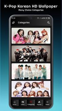 Kpop Fans for Wallpapers 4K screenshot 2