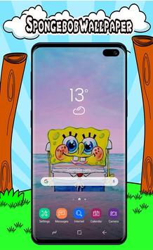 Sponge Yellow Wallpaper screenshot 4