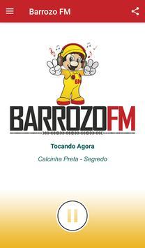Barrozo FM poster