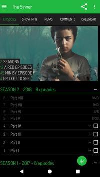 TV Show Tracker - Trakt client screenshot 2
