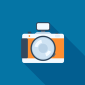 高品質の無音カメラ アイコン