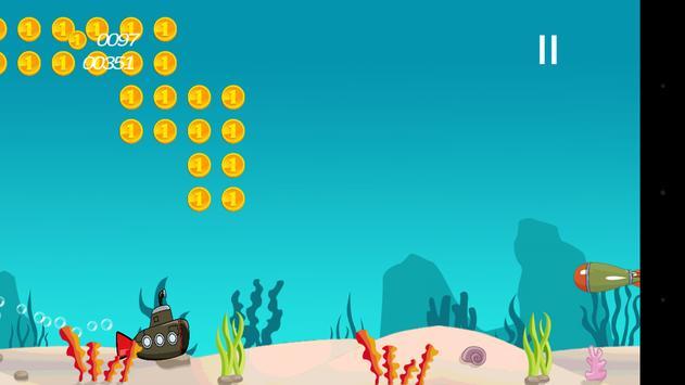 Submarino: Caça ao tesouro screenshot 4