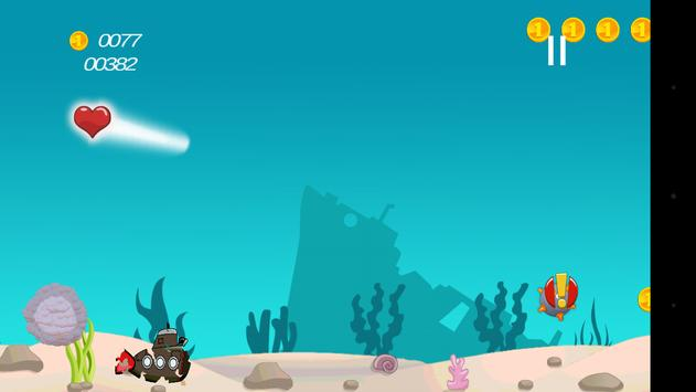 Submarino: Caça ao tesouro screenshot 5