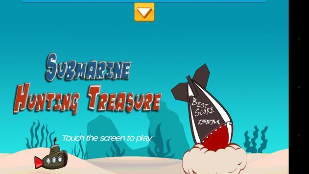 Submarino: Caça ao tesouro poster