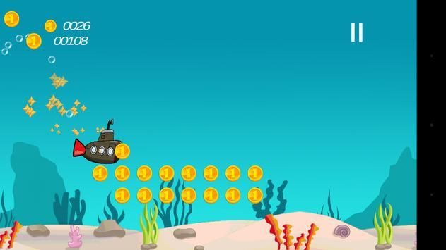 Submarino: Caça ao tesouro screenshot 1