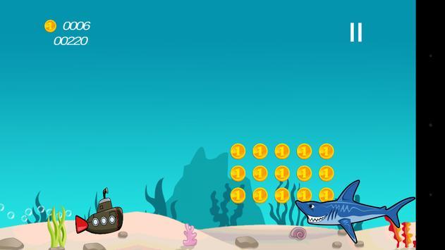 Submarino: Caça ao tesouro screenshot 2