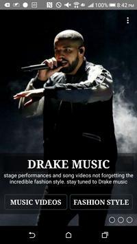 Drake Music poster