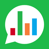 Chat Stats أيقونة