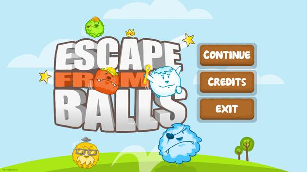 Escape from Balls poster