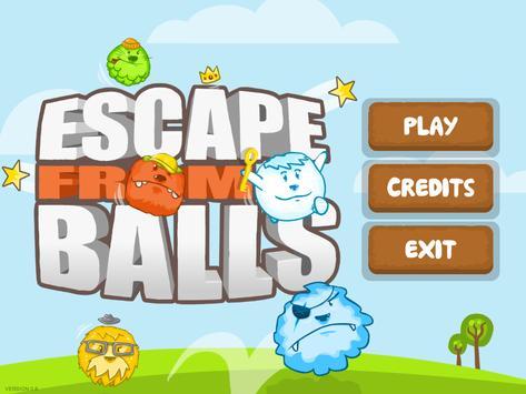 Escape from Balls screenshot 14