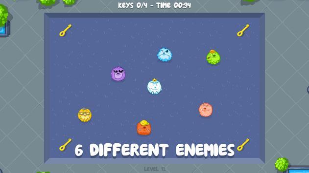 Escape from Balls screenshot 2