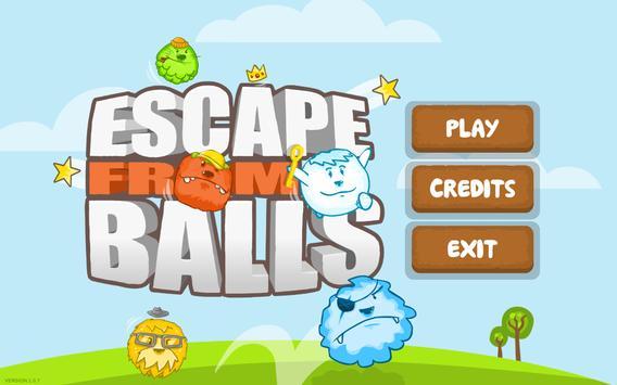 Escape from Balls screenshot 7