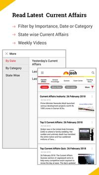 Latest Current Affairs & GK in English & Hindi screenshot 1
