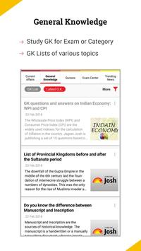 Latest Current Affairs & GK in English & Hindi screenshot 3