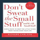 Don't Sweat the Small Stuff by Richard Carlson icon