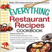 Everything Restaurant Recipes Cookbook icon