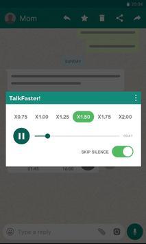 TalkFaster! الملصق