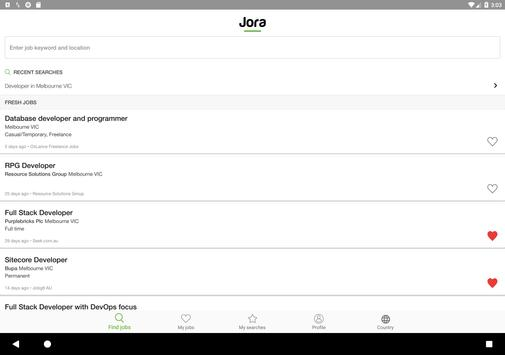 Jora Jobs screenshot 6