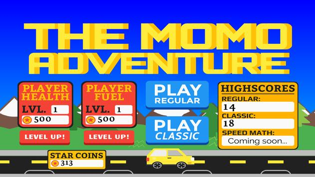Momo Adventure poster